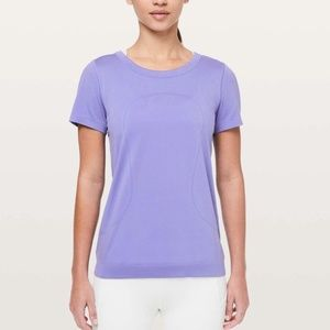 Lululemon Swiftly Tech Short Sleeve Relaxed Fit